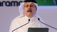 Saudi-Aramco-CEO Amin H. Nasser (im November 2019)