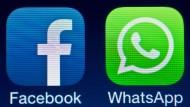 Kommt die WhatsApp-Übernahme Facebook teuer zu stehen?