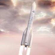 Ab ins All: die europäische Ariane-Rakete