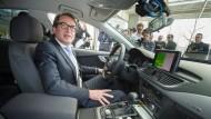 G7-Staaten wollen deutsche Regeln für automatisiertes Fahren