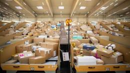 Die Post profitiert vom Online-Handel