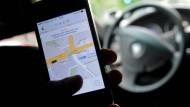 Uber-Zentrale in den Niederlanden durchsucht