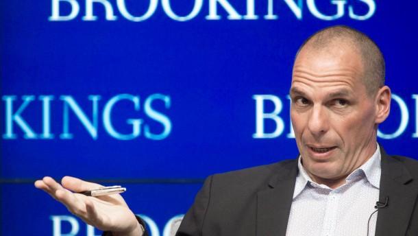 Varoufakis verweigert Reformen