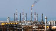 Frankreichs Ölkonzern Total hat schon seinen Rückzug aus dem Iran-Geschäft angekündigt.