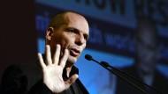 Varoufakis soll Gespräche mitgeschnitten haben