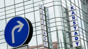Karstadt-Umbau soll  noch schneller gehen