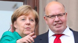 Altmaier stellt niedrigere Steuern in Aussicht