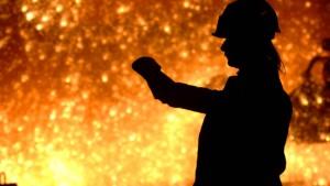 Arcelor Mittal rutscht  in die Verlustzone