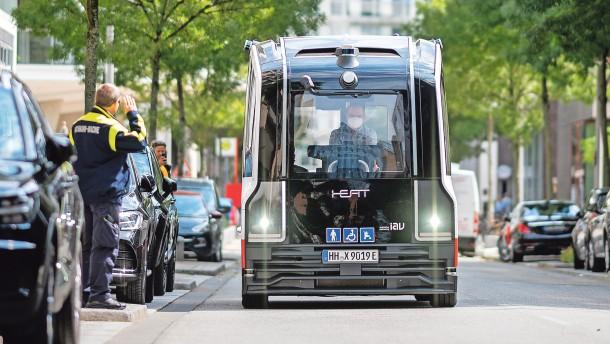 So will Hamburg den Nahverkehr revolutionieren