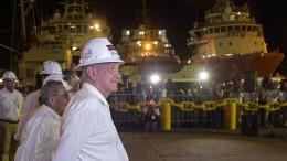 Größtes Ölvorkommen seit 30 Jahren in Mexiko entdeckt