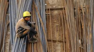 Chinas Industrieproduktion bleibt weiter schwach