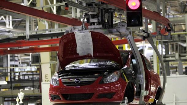 Opel stehen abermals schwere Tage ins Haus