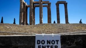 Wie Griechenland abermals gerettet werden soll