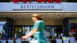 Bertelsmann baut das Buchklubgeschäft um
