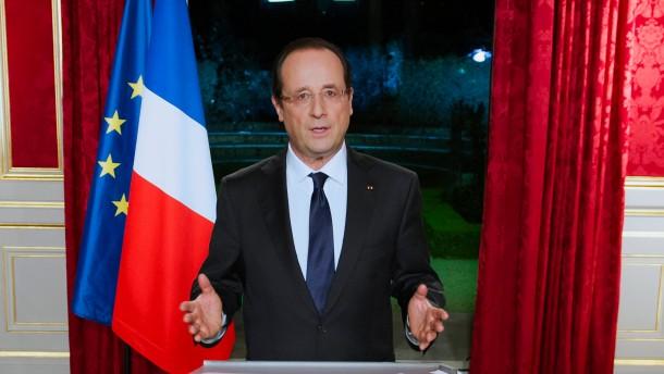 Frankreichs Präsident will an Reichensteuer festhalten