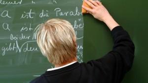 In Deutschland werden gute Lehrer nicht belohnt