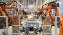 Volkswagen will Tausende Roboter mittels 5G vernetzen
