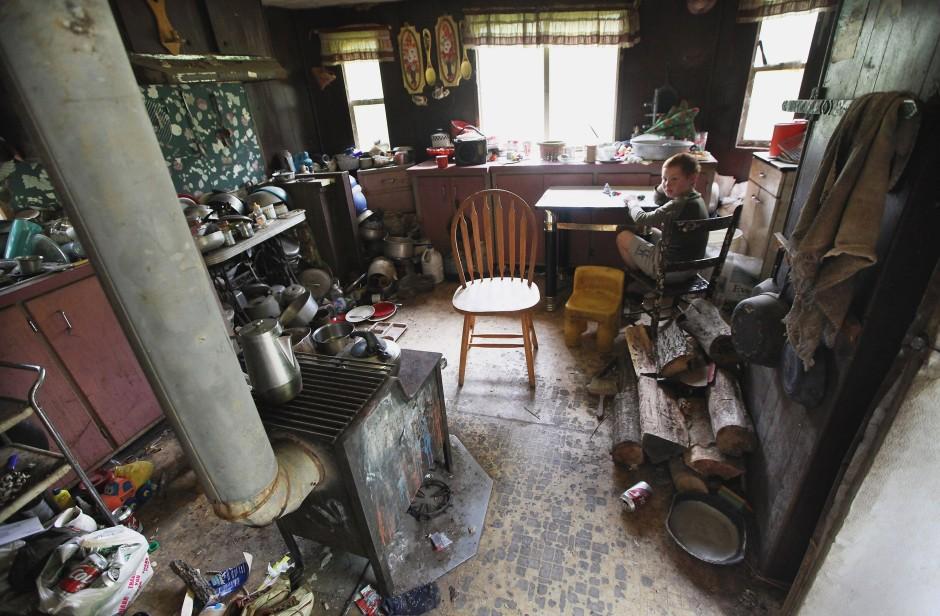 bildergalerie armut in kentucky so leben die nachfahren