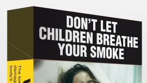 Tabakkonzerne machen Front gegen Australien