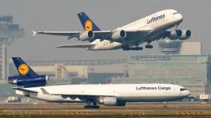 Lufthansa macht im Horrorjahr dickes Plus