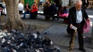 Ein bisschen Alltag in Nikosia trotz Krise