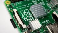Der Minicomputer Raspberry Pi
