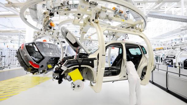 Jetzt hat VW auch noch Produktionsprobleme