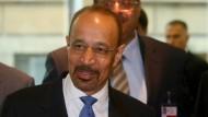 Der neue saudische Ölminister al-Falih