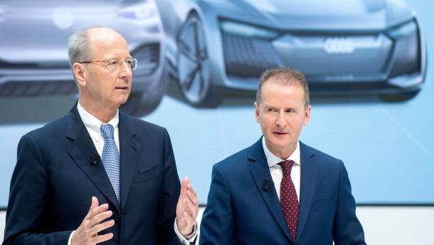 Pötsch soll VW-Aufsichtsratschef bleiben