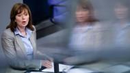 Hat viele Schlagzeilen mit ihrem geschönten Lebenslauf gemacht: Petra Hinz