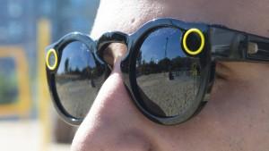 Snapchats Videobrille kommt nach Deutschland