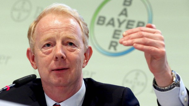 Bayer-Chef Dekkers heuert bei Unilever an