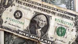 Was wird jetzt aus dem Dollar?