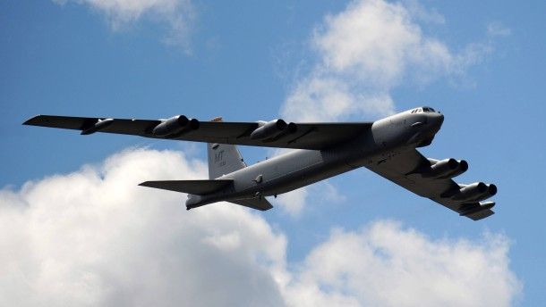 Größter Rüstungsauftrag seit Jahren geht an Northrop