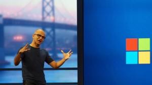 Microsoft-Chef beschwört seine Mannschaft