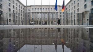 Eine Milliarde Euro für externe Berater