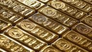 Echtes Gold oder Fälschung?