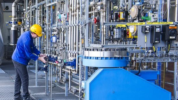 BASF überrascht mit kräftigem Ergebnisplus zum Jahresende