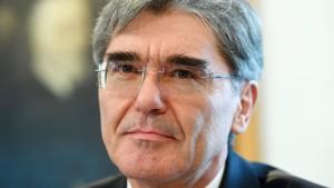 Siemens in der Krim-Falle