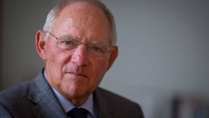 Schäuble verteidigt seine Äußerungen