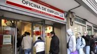 Spanien senkt Wachstumsprognose