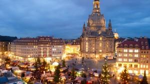 Immer mehr deutschen Städten droht die Pleite
