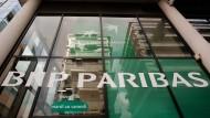 BNP Paribas stellt die Deutsche Bank in den Schatten