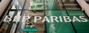 Die BNP Paribas ist Frankreichs größtes Geldhaus.