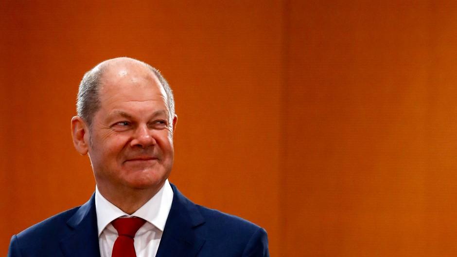 Im Zuge der Umsetzung einer europäischen Richtlinie sollte Finanzminister Olaf Scholz eine Kontovergleichsseite eigentlich schon 2018 vorlegen.