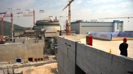 Sorge nach Bericht über Leck in Atomkraftwerk