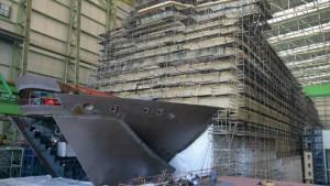 Wadan-Werften stellen Insolvenzantrag