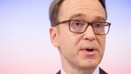 Weidmann warnt Trump vor lascheren Bankenregeln