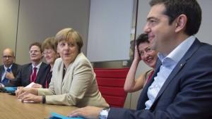 Merkels Weg in die Weichwährungsunion