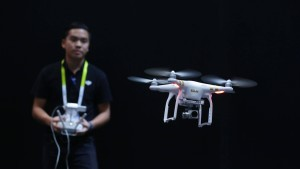 Lufthansa testet Geschäft mit Drohnen